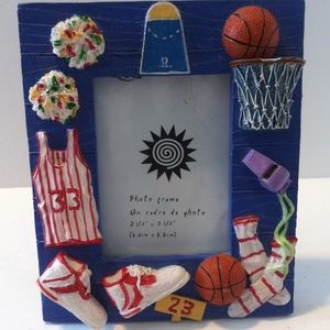 Other - 3-Dimensional Basketball Themed Frame
